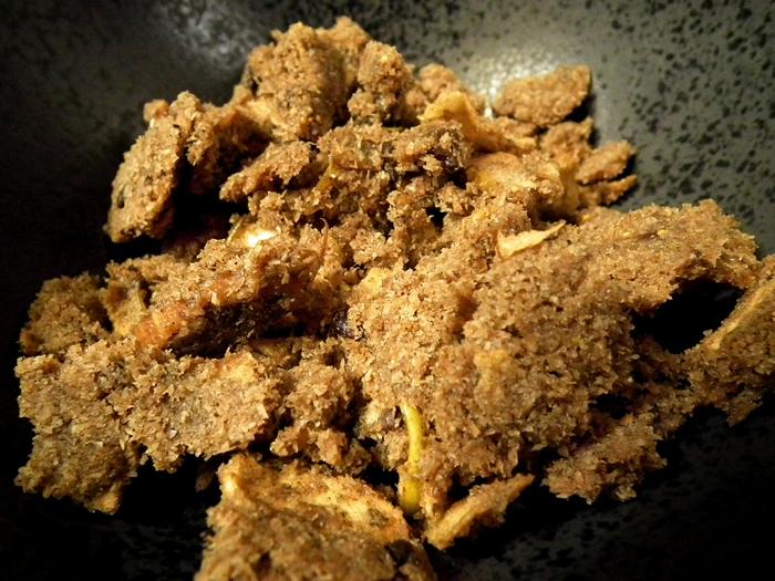 Chaga Granola Recipe