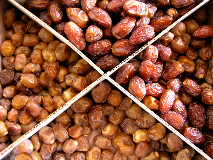 Dates by Davall