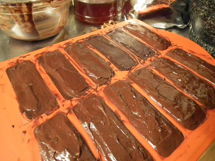 Raw Candy Bars Recipe