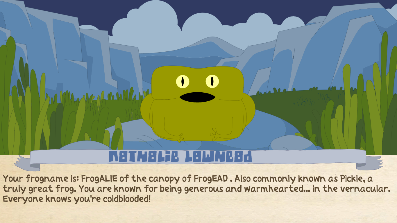 Tutorial: Making a Frog Generator with Adobe Animate (HTML5