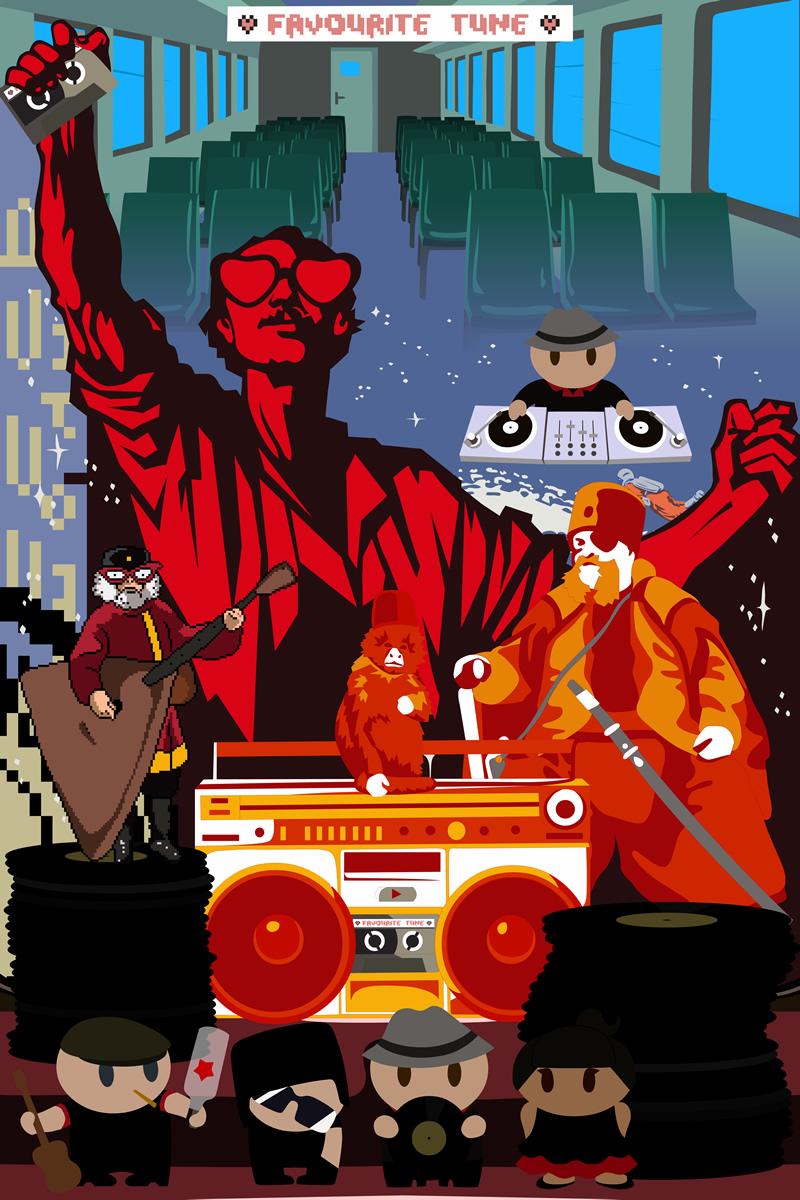 Rotfront sovietoblaster Listen, watch, download