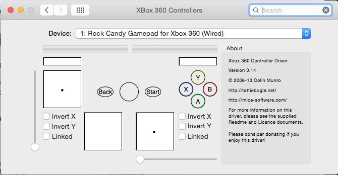 Download Xbox 360 Controller Driver Mac Os X